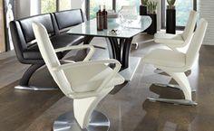 Combinessa - Essplatz mit gutem Design >>Gaya<<: ... für Menschen, die weder bei der Optik noch beim Komfort Kompromisse eingehen möchten