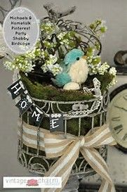 Image result for Shabby Chic Easter Crafts