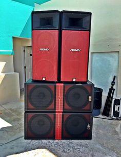 Custom Peavey stack #KingJyrusSound