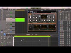 Logic Pro X - Retro Synth - Breach - Jack - House Bass Tutorial - YouTube
