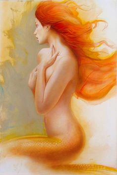 John Rowe - The Little Mermaid - Sea Princess - Ariel