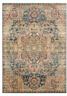 World Menagerie Hicklin Light Brown Area Rug World Menagerie Joanna Gaines Rugs, Farmhouse Area Rugs, Wooden Desk Organizer, Entrance Rug, Home Decor Colors, Condo Decorating, Brown Rug, Floor Decor, Eclectic Decor