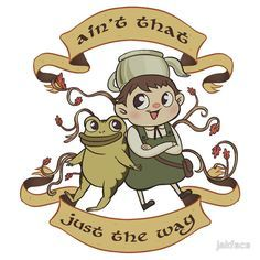 Image result for ain't that just the way over the garden wall