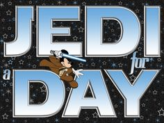 "Jedi for a Day - Jedi Mickey - Hollywood Studios - Star Wars Weekends - Project Life Journal Card - Scrapbooking ~~~~~~~~~ Size: 4x3"" @ 300 dpi. This card is **Personal use only - NOT for sale/resale** Star Wars/clipart belong to Disney. Font is Star Jedi www.dafont.com/star-jedi.font *** Click through to photobucket for more versions of this card with different text  characters ***"