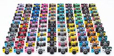 Pentax Continues Along Compact and Colorful Camera Path