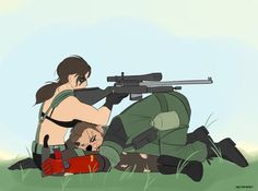 New post on Metal Gear Games, Metal Gear Solid Series, Resident Evil Game, The Best Is Yet To Come, Dbz, Gears, Video Game, Geek Stuff, Illustration