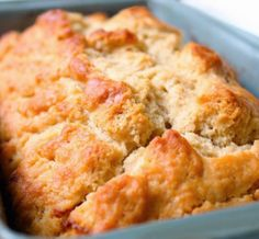 Honey Beer Bread | I made this tonight for the second time! I made it as muffins and it made 10 great big impressive