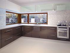 Projekt domu Karmel 3 - wizualizacja wnętrza