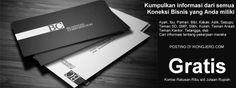 Wongjero.com didirikan pada tanggal 13 Maret 2014 ini adalah website yang memberikan informasi penawaran dan permintaan koneksi bisnis untuk berbagai bidang usaha di seluruh Indonesia
