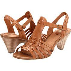 sandal w/ heel
