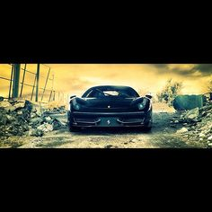 Ferrari unleashed