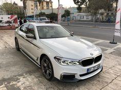 BMW M550i M PERFORMANCE PARTS CARBON FIBER #bmw #bmwlife #bmwclub #m550i #g30 #tr #adana #turkey #türkiye #borusan #alpinewhite #beyaz #550i #550 #2017 #Mperformance #m performance #m #performance #carbon #fiber #parts