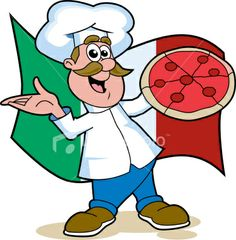 Italian styled pizzas to get your taste buds watering! Valentine Day Love, Valentines, Little Chef, Luigi, Painted Rocks, Smurfs, Painting, Fictional Characters, Image