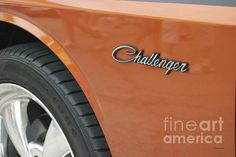 Challenger Emblem.     I hope you enjoy these moments in time that have been captured.     Stop by and check out some of my other Galleries on Fine Art America.  Just simply search for Thomas Woolworth.     Photographer (1977), Digital Artist and Owner V'CAD Support (since 1987). 
