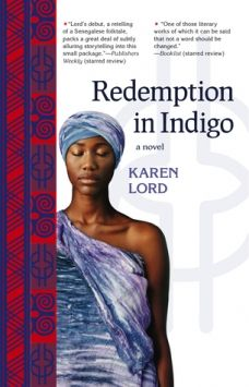 The Participant Observer Book of the Month (March 2013) is: Redemption in Indigo by Karen Lord