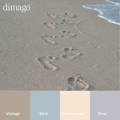 dimago New Traditionals verf, soft pastels. #chalkpaint #krijtverf