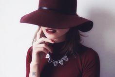 #love #picture #attitude #hat #pretty #girl #makeup
