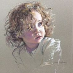 Best 25+ Pastel portraits ideas on Pinterest | Portrait ...
