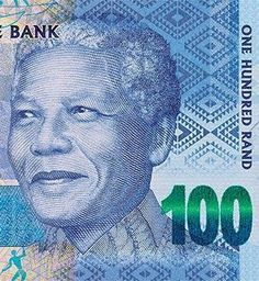 Madiba Magic graces new bank notes! Nelson Mandela on a one hundred rand note- Proudly South African moment!