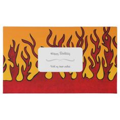 Flames Assorted Chocolates - birthday gifts party celebration custom gift ideas diy