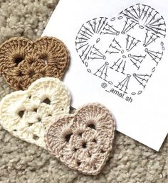 Crochet Diagram, Crochet Chart, Crochet Motif, Crochet Doilies, Crochet Granny, Crochet Diy, Crochet Gifts, Beaded Crochet, Beginner Crochet