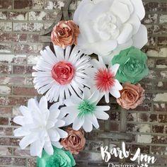 658 best paper flowers for weddings images on pinterest in 2018 nursery decor girl nursery paper flowers for nursery flower wall mightylinksfo