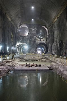 East Side Access project. Metropolitan Transportation Authority / Patrick Cashin.