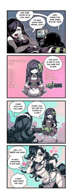 The Crawling City :: Episode 26 - Maids & Machineguns | Tapastic Comics - image 1
