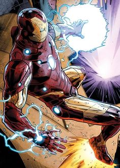 Iron Man screenshots, images and pictures - Comic Vine