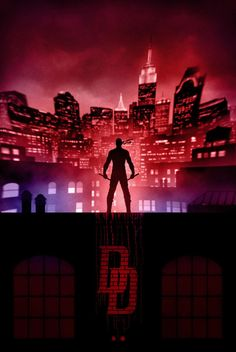 Daredevil. I've always loved him, I'm really glad he has his own show now!