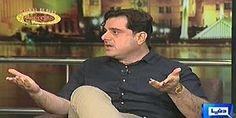 Mazaq Raat On dunya News Funny SHow 25th August 2014
