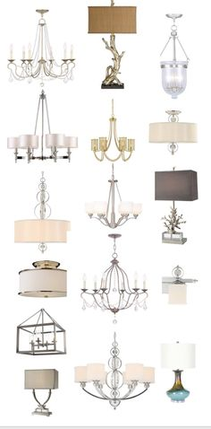 I say this a lot bout lighting, because it seems to keep getting cheaper, but  these are UNbelievable. First chandelier for $63!
