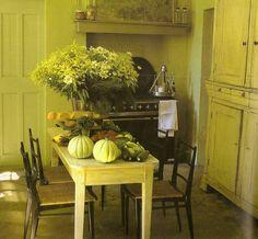 Интерьер дома в стиле прованс - Фото Дизайн интерьера
