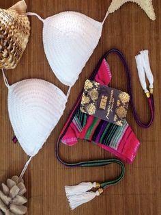Bikini - Bahamas hvid – CleanSkin.dk