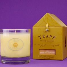 #Trapp No. 63 Pure #Peony   A Perfect Peony. Elegant, Sophisticated And  Always Timeless. A Great Choice To Bring In The #Summer! Find This #candle U2026