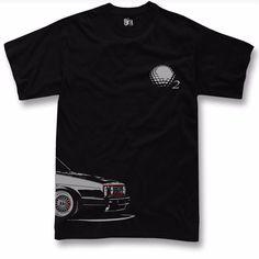 T-shirt VW GOLF MK2 Gti 16V mkii t shirt