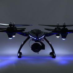JXD 506G 5.8G FPV RC Quadcopter 2.0MP Camera 2.4GHz 4CH 6 Axis Gyro RTF Drone