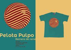 Remera Pulpo. Lupin. Primavera / Verano 2016. Moda infantil argentina