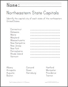 capitals and currencies of important countries pdf