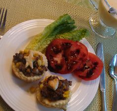 Mennonite Girls Can Cook: Beef and Corn Cups