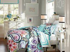Hampton Storage Bed + Bookcase Tower Bed Set | schöne Mädchenzimmer ...