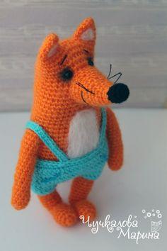 fox by Marina Chuchkalova