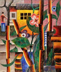 Otto Nebel, The Gardener 1928