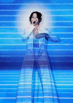 Camila Cabello performs onstage at Nickelodeon's 2017 Kids' Choice Awards at USC Galen Center on March 11, 2017 in Los Angeles, California.