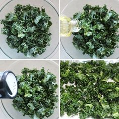 Toss your kale with oil and salt before you dress it. | 7 Ways To Make A Better Kale Salad