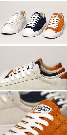 norse projects and pro-keds... Have to have!
