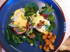 Bacon Eggs Benedict