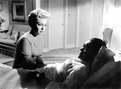 "Lana Turner and Juanita Moore in ""Imitation of Life"", Directed by Douglas Sirk, 1959"