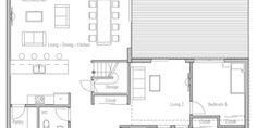 Modern Farmhouse.. 5 br 2100 sq ft. First Floor plans.