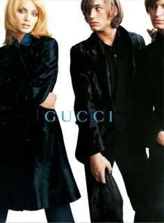 Tom Ford's Gucci Revival 1995